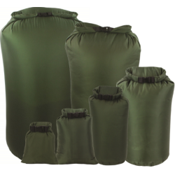 Highlander Waterproof Drysack Dry bag Pouch Bag Nylon Olive Cadet Military Camp
