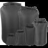 Highlander Waterproof Drysack Dry bag Pouch Bag Nylon Black Camping Security