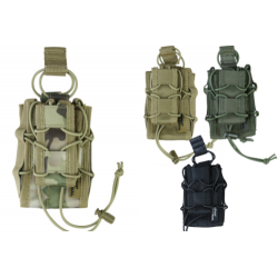 KT Spec-Ops Stacker Mag Pouch Airsoft Army Military Black Tan Green Camo