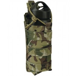 KT Modular Fast Bottle In Pouch Airsoft BTP Camo MTP Style MOLLE compatible
