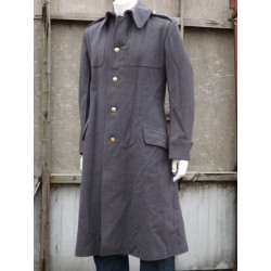 Genuine Army Household Guards Overcoat Long Winter Coat Men's Military Surplus