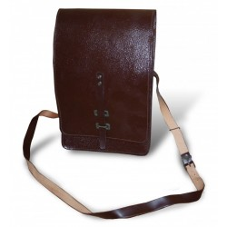 Genuine Austrian Leather Document Case Tablet Case Shoulder Bag Brown