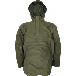 Jack Pyke Galbraith Smock Moss Jacket Waterproof Over Head Jacket Stalking