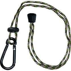 Jack Pyke Fieldman Key / Call Keeper Neck Strap Lanyard with Carabina
