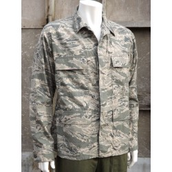 "Genuine USAF ACU Jacket USA Airforce Digi Camo Jacket Shirt 42"" Chest"