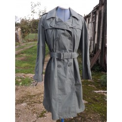 GENUINE US FORCES WOMENS RAIN MAC VINTAGE UK 16 trenchcoat army airforce trench