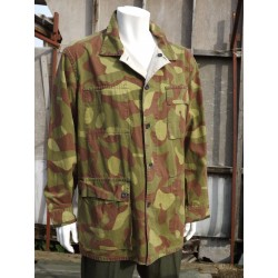 Genuine Finnish Army Reversible Camouflage Jacket Parka Surplus Camo