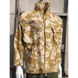 Genuine British Desert Jacket Waterproof Breathable Camouflage Army