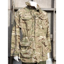 Genuine British Army MTP Smock Camouflage Multicam Jacket Forces Military G2