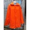 Genuine Vintage Welders / Cutters Jacket Coat Wool Orange 332