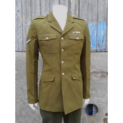 Genuine British Army Uniform Jacket Mens Dress Jacket Original Buttons Olive 333