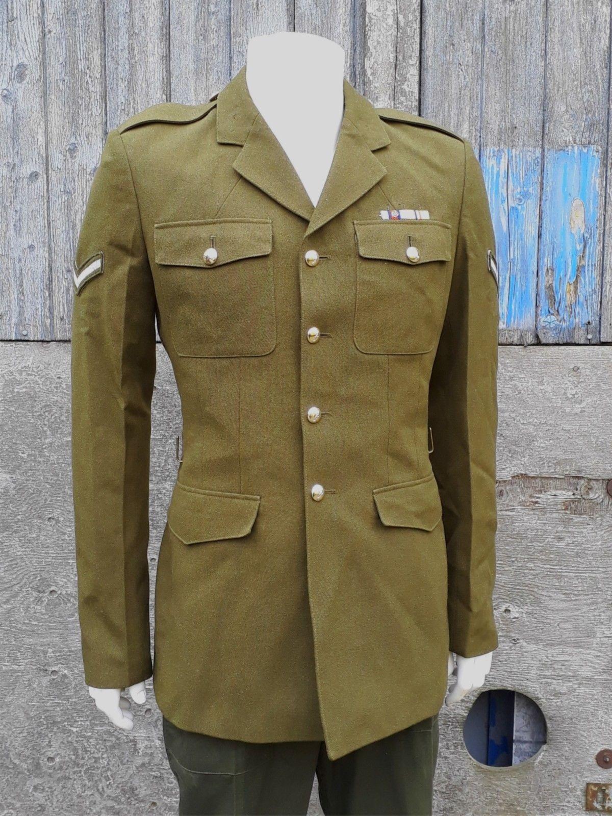 Suspenders Clip-On Black Milcom British Military Products