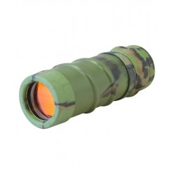 Kt Kids Army Camouflage Monocular Working Rubberised Camouflage Pocket Lookout