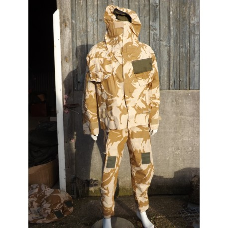 Genuine Surplus British NBC Suit DPM Nuclear Chemical Protection Preppers Sealed