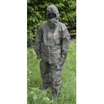 Genuine Surplus British NBC Suit Olive Nuclear Chemical Protection Prepper Seal