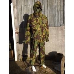Genuine Surplus British NBC Suit DPM Nuclear Chemical Protection Preppers USED