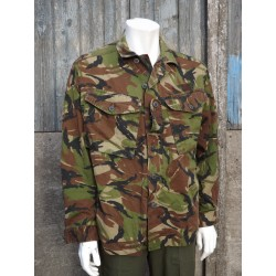 Genuine Surplus British Soldier 95 DPM Camouflage Shirt Army Forces Military G1