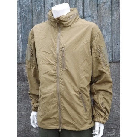 Viper Elite Jacket Coyote Tan Sand Beige Lightweight Water Resistant XXL 46""