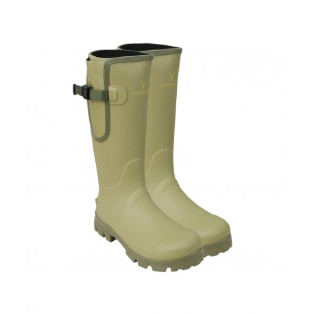 Huntsbury Hengrave Gusset Wellington Boot Neoprene Wellies Warm Winter Thermal