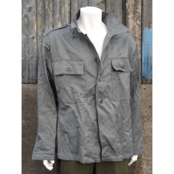 "Genuine Surplus Military Jacket Denim Canvas 48-52"" (451)"