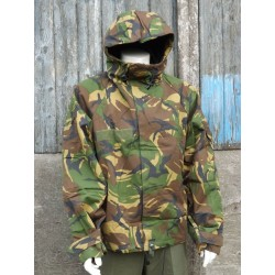 Genuine Surplus Dutch NBC SMock DPM Camouflage Prepper Nuclear Protection (455)