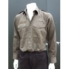 Genuine Surplus Austrian Lightweight General Working Shirt Mens Green Military