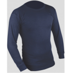 ED Highlander Long Sleeve Thermal Vest Base layer Navy Top Shirt Warm Winter