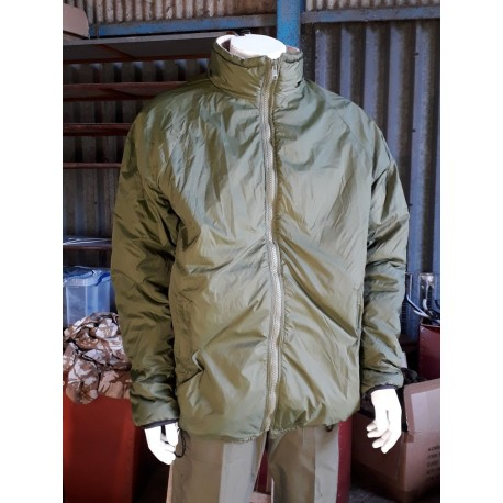 Genuine Surplus British Thermal Softee Jacket Olive Warm Army Medium 40-42 g2