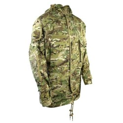ED MTP BTP STYLE CAMO SAS Smock Tactical Army Jacket Windproof  Assault Jacket