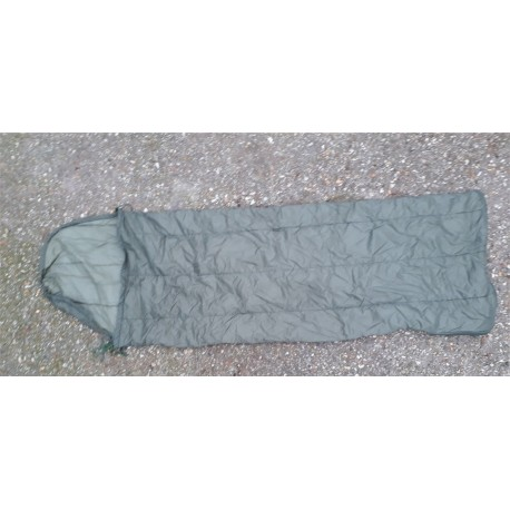 Genuine Surplus Warm Weather Sleeping Bag Army Military Tropical Green (505)