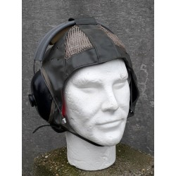 Genuine Surplus German Ground Crew Ear Defender Helmet Protective Hat 1989 Gr2