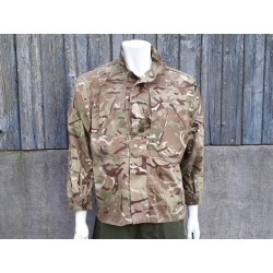Genuine Surplus British Jacket Shirt Combat Temperate Weather MTP Field