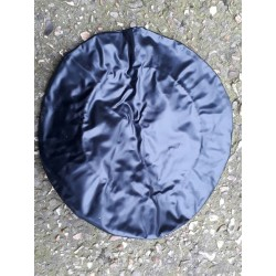 Genuine Surplus Military Dress Hat Waterproof Cover Black One Size Rain Cover
