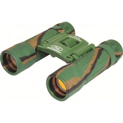 Highlander Dartmoor Pocket Binoculars Camo 10x25mm Hiking Bird Watching Cadets