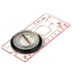 Highlander Deluxe Map Compass Orienteering Walking Hiking Basic Reliable