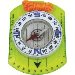 Highlander Orienteering Compass Reliable Map Walking Hiking Basic Luminous