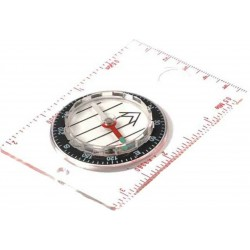 Highlander Map Compass Reliable Map Walking Orienteering Hiking Basic