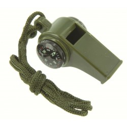 Highlander Ranger Whistle Emergency Sports Camping Survival Hiking Cadets