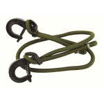 Highlander Olive Adjustable Bungee Strap Stretch Tarpaulin Fasten 8mm x 100cm
