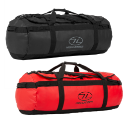 Highlander Lomond Duffle Bag Drybag Canoeing Camping Kayaking TriLaminate 120L