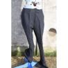 Genuine Surplus British Womens Naval Trousers Black 100% Wool Dress Formal