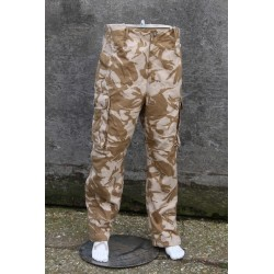Genuine Surplus British Desert Windproof Trousers Camouflage DPM Combats Pants