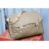 Genuine Surplus Swedish Army Vintage Canvas Bag Olive Satchel Large (605)