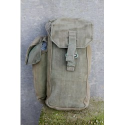 Genuine Surplus Vintage 58 pattern Ammo Pouch RHS Webbing  For Re-enactors
