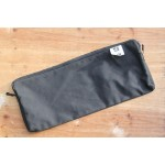 Factory Sample Long Pouch Lightweight Black Assault Tactical Airsoft  (629)
