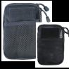Kombat Pocket Buddy Pouch Pocket Organiser Gunmetal Grey BTP Black Camo