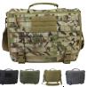Kombat Medium Messenger Bag MOLLE Tactical Military Side Bag Black Tan BTP Olive