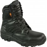 Highlander Echo Boot Adult Military Mens Brown Leather Waterproof Forces Cadets