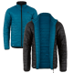 Highlander Coll Reversible Insulated Jacket Mens Padded Quilted Thermal Walking
