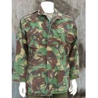 Genuine Surplus Vintage 1980's British Camo Jacket Cotton DPM Sustainable G1